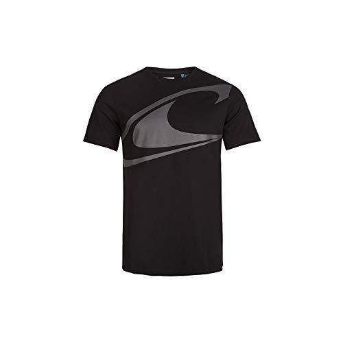 O'Neill Lm Zoom Wave T-shirt, Camiseta para Hombre, Negro (9010 Black Out),...