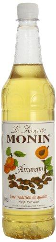 Monin Premium Amaretto Syrup 1 L