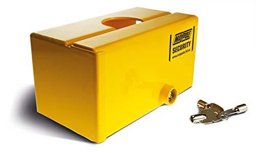 BITS4REASONS Maypole MP5411 Strongbox Anhängerkupplung (geeignet für gepresste Stahlkupplungen)