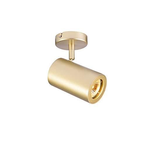 SLV ENOLA_B Indoor-Lampe Aluminium/Stahl Gold Lampe innen, Innen-Lampe