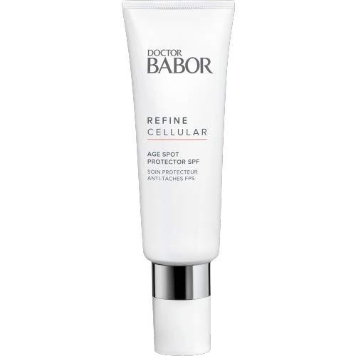 DOCTOR BABOR REFINE CELLULAR, Age Spot Protector, leichte Tagescreme mit SPF 30, minimiert Pigmentflecken, 50ml