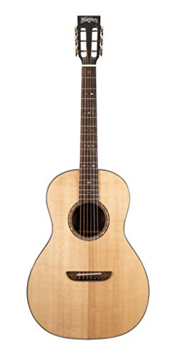 Washburn 6 String Acoustic Guitar, Right (WP33SRS-L)