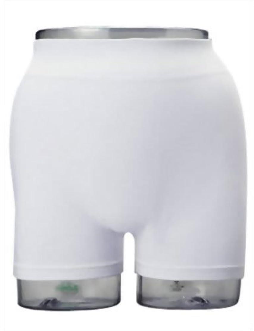 崩壊検査イブニングサンヘルパー フィットパンツ(尿取りパッド用) ホワイト 3L