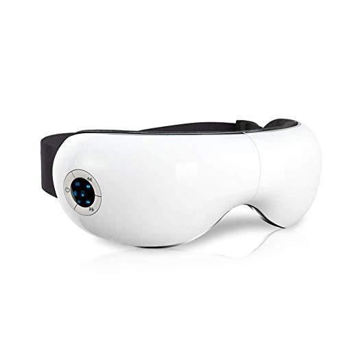 XYFW Augenmassagegerät Elektrisches intelligentes drahtloses Augenmassagegerät Lindern Sie Ermüdung der Augen, trockene Augen massieren heißes Augeninstrument