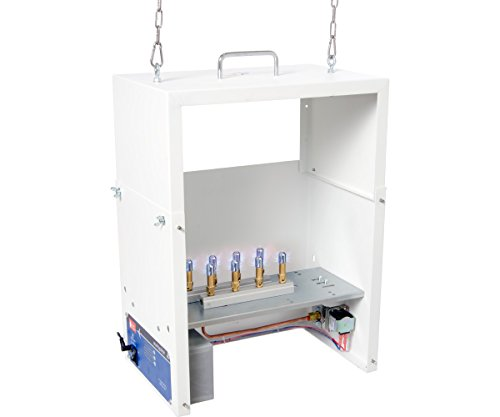AutoPilot APGP0800 CO2, 8 Burner, LP Generator, White