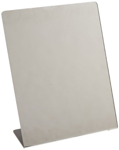 Sax Single Sided Self-Portrait Mirror with Base, 8-1/2 x 11 Inches, Pack of 12