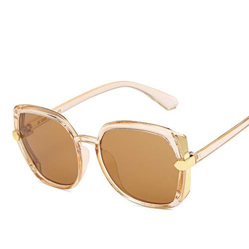 Sonnenbrille Damen Männer Brille Frauen Männer Sonnenbrille Frauen Sonnenschutz geeignet für Strandpartys, Reisen, geeignet für Verschiedene Gesichtsformen-07