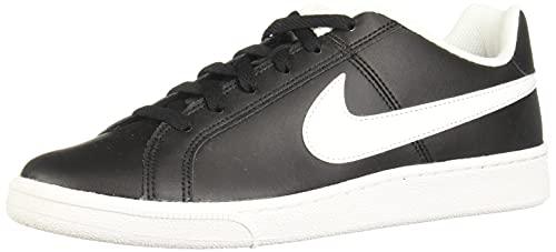 Nike Court Royale, Zapatillas Hombre, Negro/Blanco (Black/White), 42 EU