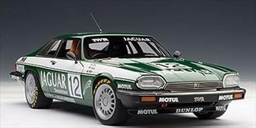 Jaguar XJ-S TWR Racing ETCC SPA-Francochamps 1984 Winner Heyer Percy  12 1 18 by AUTOart