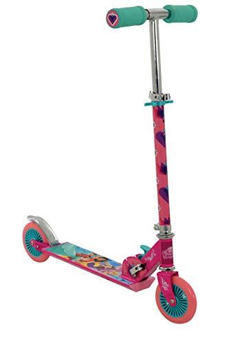 Disney Princess M14382-01 Inline Scooter, lila