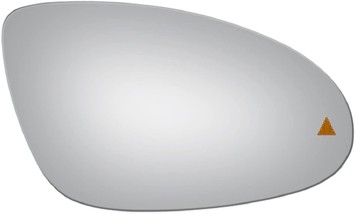 OFFicial store Right Passenger Side Replacement Mirror Glass for Merc 2007-2009 Shipping included