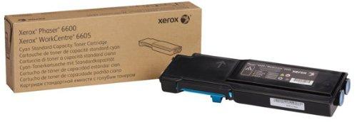 Xerox 106R02245 Phaser 6600/WorkCentre 6605 Cartuccia toner ciano capacità standard (2.000 pagine)