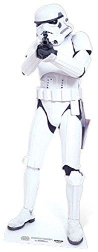 empireposter Star Wars - Stormtrooper Pappaufsteller Standy - ca 183 cm
