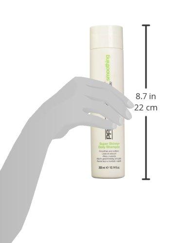 Paul Mitchell Super Skinny Shampoo - Haarpflege-Mittel mit farbschonender Rezeptur, pflegende Haarwäsche ideal für widerspenstiges Haar, 300 ml