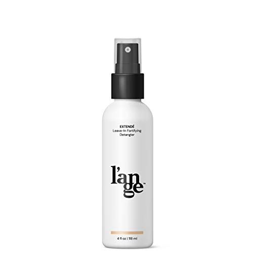 LANGE HAIR Extendé Conditioning Detangler Hair Spray - Paraben Free Leave-in Conditioner and Fortifying Spray, Repair and Protect for Damaged Hair, Detangles and Hydrates Hair, Moisture & Shine | 4OZ