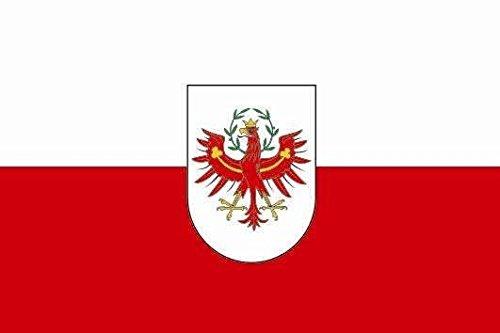 U24 Flagge Fahne Tirol 90 x 150 cm
