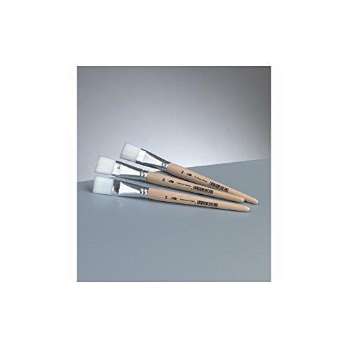 Efco Pinceau Plat Poils synthétiques Taille 24/24 mm