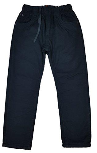 Fashion warme Jungen Thermohose in dunkel Blau, Gr. 164, JT5871.16