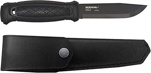 Morakniv Garberg Full Tang Fixed Blade Knife with Carbon Steel Blade,...