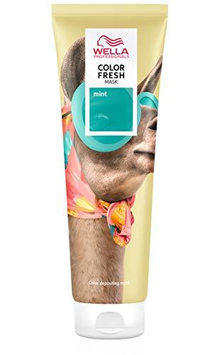 Wella EIMI Color Fresh Mask Mint 150ml
