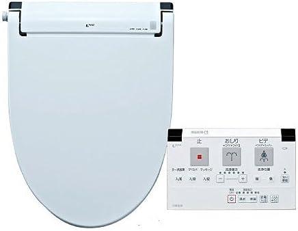 INAX 【日本製で2年保証&フルオート便座搭載の連続出湯式】 温水洗浄便座 シャワートイレ ブルーグレー CW-RW30/BB7