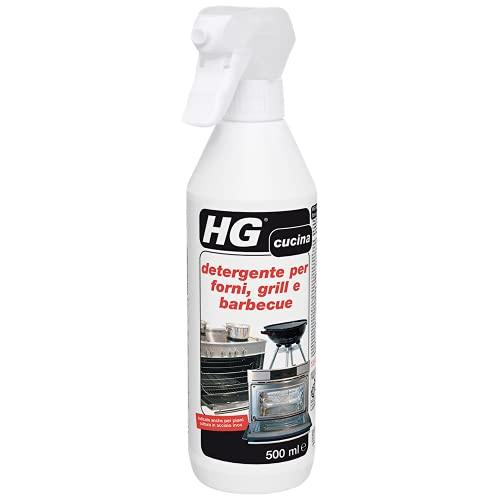 HG detergente per forni, grill e barbecue - 500 ml