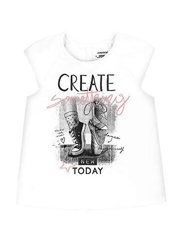 Mayoral 20-06024-086 - Camiseta para niña 10 años