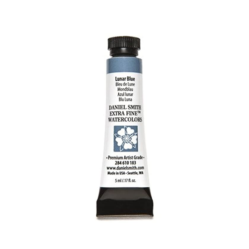 DANIEL SMITH 284610183 Extra Fine Watercolors Tube, 5ml, Lunar Blue