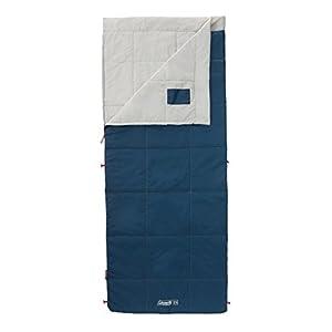 """コールマン(Coleman) 寝袋 パフォーマーIII C15 使用可能温度15度 封筒型 ホワイトグレー 2000034776"""""""