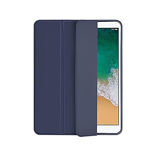 Lobwerk Funda para tablet Apple iPad 9.7 Air 1 Air 2 9.7 pulgadas Slim Case funda con función atril y función de encendido y apagado automático