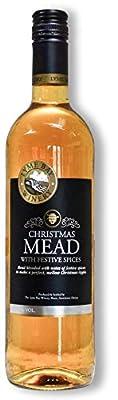 Jack Ratt Lyme Bay Christmas Mead, 75 cl