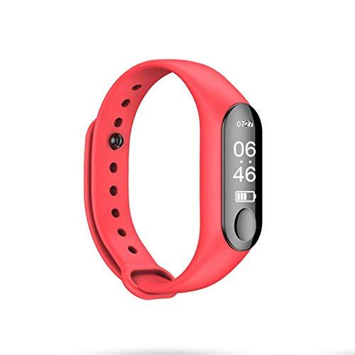 ZMY Smart fitness tracker, fitness horloge met hartslagmeter, bloeddruk monitor, IP68 waterdicht slim horloge met slaapmonitor, calorie teller, stappenteller