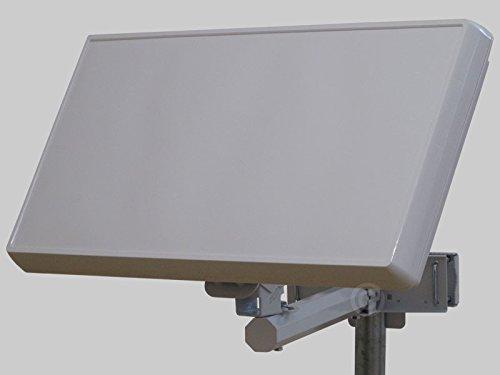 SELFSAT H30D4 - Sat-Flachantenne - Quad