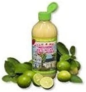 Nelli & Joes Famous Key West Lime Juice 16 fl oz, ...