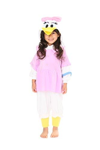 Daisy Duck Pajama Costume (Standard) [Toy] (japan import)