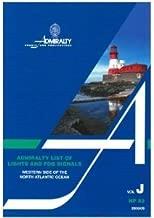 Admiralty Sailing Directions: Mediterranean Pilot Volume V
