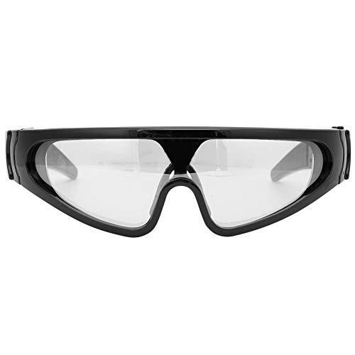 Digitale HD snowboardbril, elegante zonnebril met HD-videocamera 1920 x 1080 P, dubbele pc-lens, 5-pins mini-USB-interface, 380 mA-batterij, buitensportbril