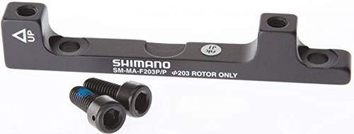 SHIMANO Adaptador Freno Disco Delantero Postmount></noscript> Postmount 203mm