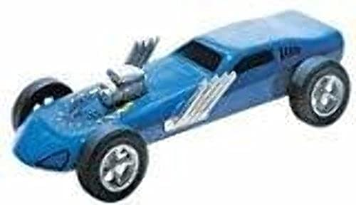 Woodland ScenicsWS 371 pinecar Turbo Kit Funny Car Deluxe