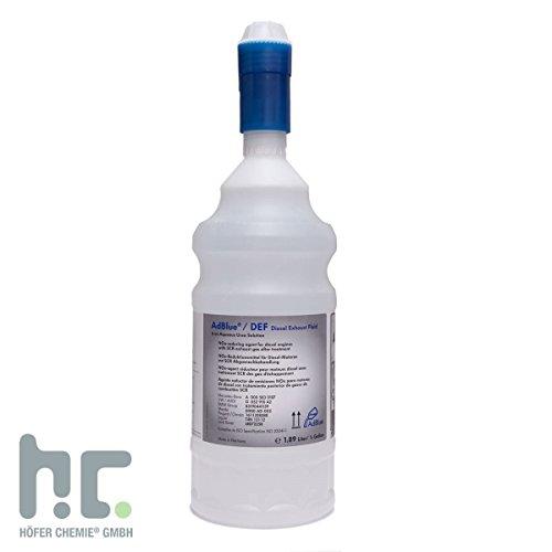 4 x 1,89 L Flasche KRUSE Automotive AdBlue® – hochreine Harnstofflösung