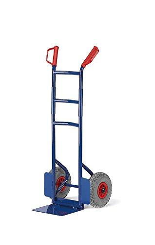 Rollcart 20-9851 Klapp-Stapelkarre, RAL5010 enzianblau