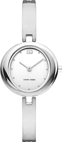 Danish Design Damen Analog Quarz Uhr mit Titan Armband DZ120726