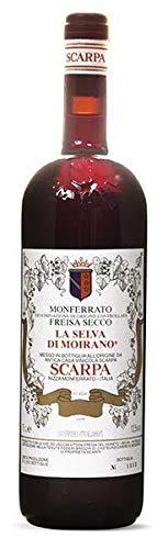 """Scarpa - Brachetto Vinificato Secco """"La Selva Di Moirano"""" 0,75 lt."""