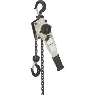 Strongway Heavy-Duty Manual Lever Chain Hoist - 3300-Lb. Capacity, 15ft. Lift