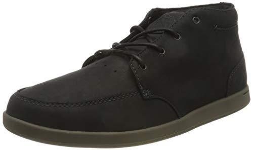 Reef Herren Spiniker MID NB Klassische Stiefel Schwarz (Black/Charcoal BLC) 45 EU