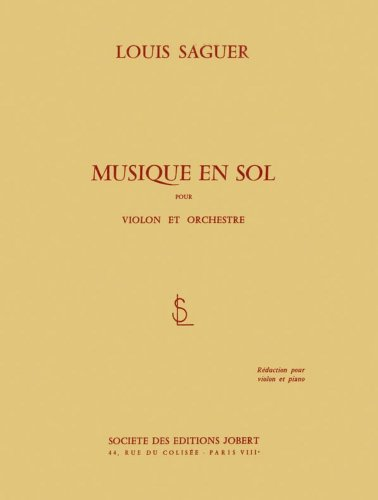 Musique en sol