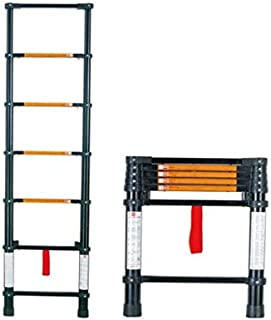 2m Telescopic Folding Ladder