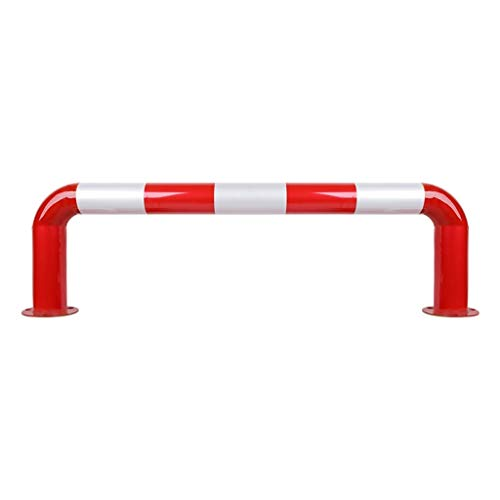 straight fire Traffic Cone U-Shaped Guardrail Steel Pipe Anti-Collision Bar Warning Car Pile Road Isolation Barrier Car Safety Cone