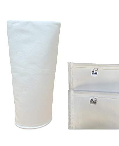 Bolsa filtrante compatible para piscina Desjoyaux – Lote de 6 micras y 15 micras.