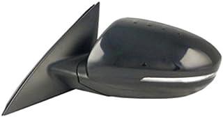 NEW LEFT DRIVER SIDE DOOR MIRROR FITS 2012-13 KIA OPTIMA POWER HEAT SIGNAL LAMP
